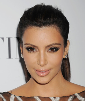 Kim Kardashian Face Sculpting