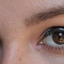 Glitter black liner