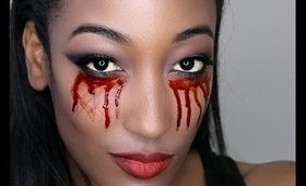 Easy, Sexy, & Scary Halloween Look for Work & Play