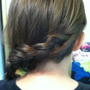 Dutch Sidebraid