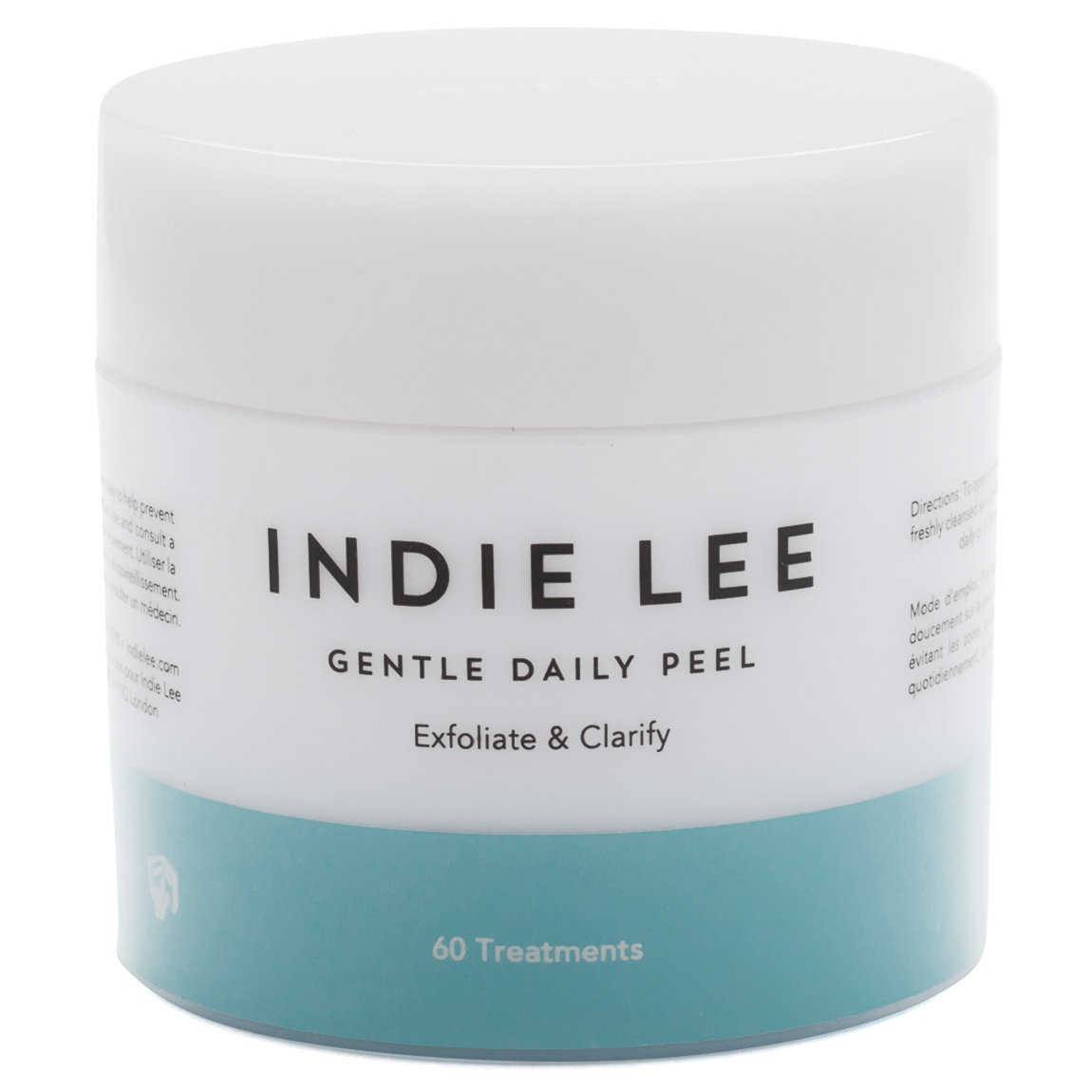 Indie Lee Gentle Daily Peel alternative view 1 - product swatch.