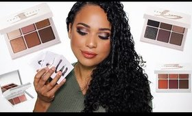 OH SNAP! ARE THEY WORTH IT? | FENTY BEAUTY SNAP SHADOWS REVIEW & DEMO | Ashley Bond Beauty