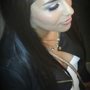 makeup by (Betty)
