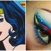Wonder Woman Inspired Make-up