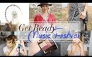 Get Ready With Me & Outfits - Coachella 2015 | ANNEORSHINE