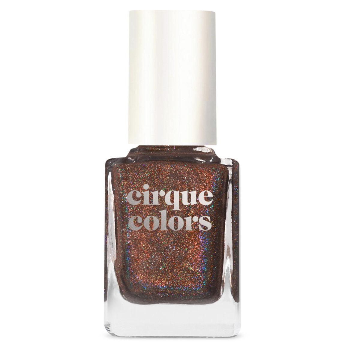 Cirque Colors Holographic Nail Polish Pony Up alternative view 1 - product swatch.