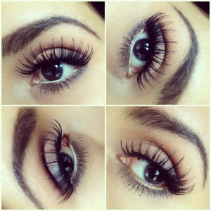Love me some long lashes