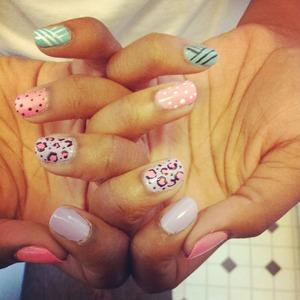 cutesy nails!!!