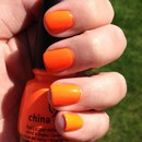 Neon Done Right! Retina-searing color in my fave shade :)