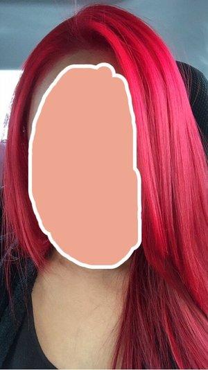 Darkening Bright Red Hair Manic Panic Dye Beautylish