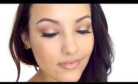 Effortless Bronzed Summer Makeup