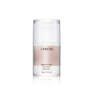 Laneige Snow Crystal Dual Base SPF22/PA+