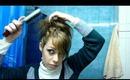 how +style my hair(μαλλια χτενισματα ευκολα)