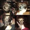 different twist hairstyles