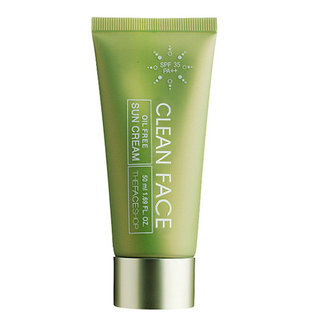 The Face Shop Quick And Clean Oil Free Sun Cream SPF35 PA++