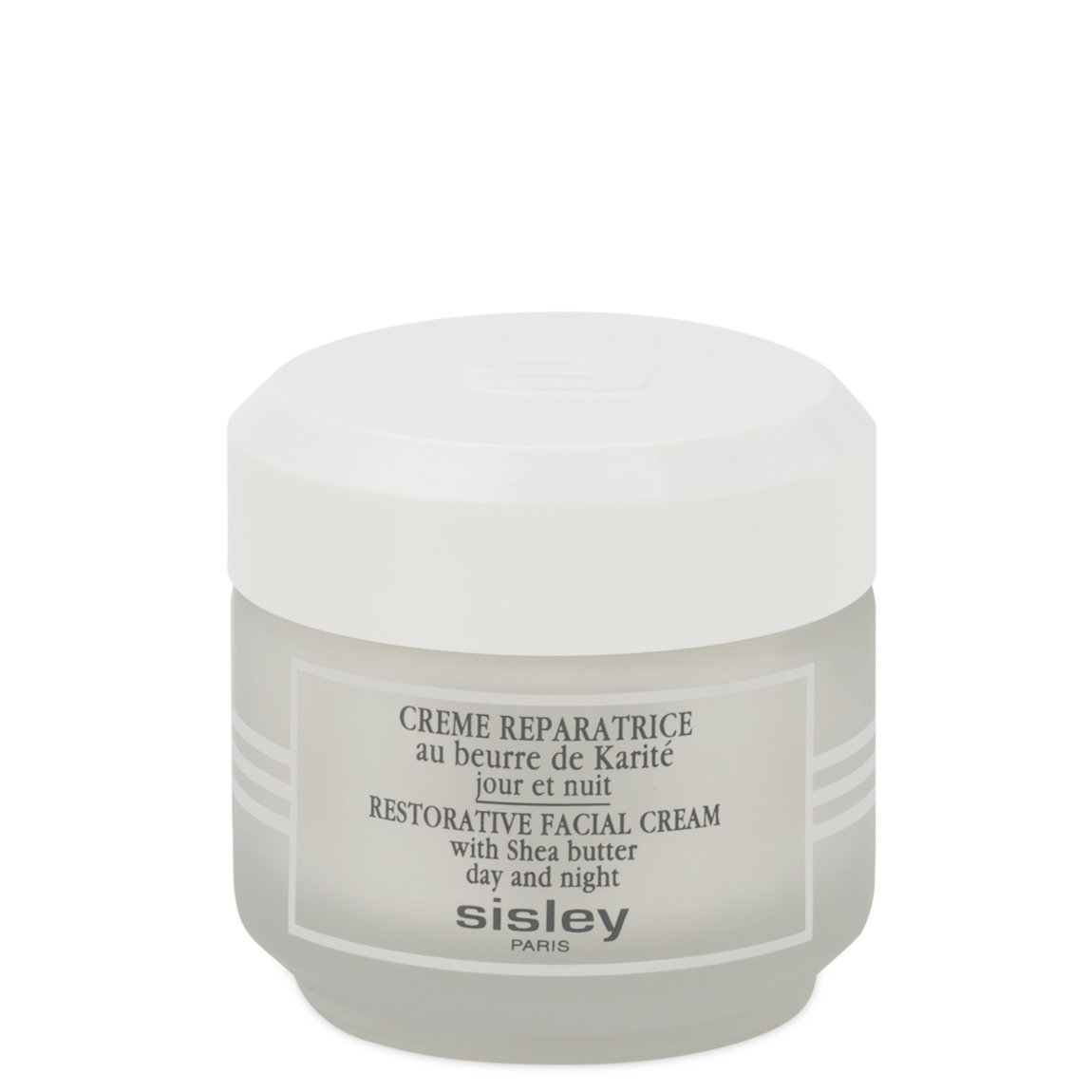 Sisley-Paris Restorative Facial Cream product swatch.