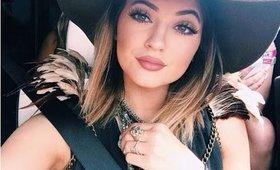Kylie Jenner Lip Injection Makeup Tutorial