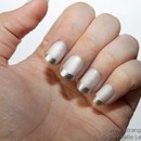 Silver Surfer nails