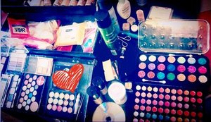 ahh my life(: LOL  If you need a makeup artist located in NY please shoot me over an email at GabriellaMUA@gmail.com. (: