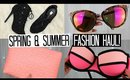 Spring and Summer Fashion Haul! | FASHION WEEK