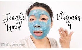 JINGLE WEEK VLOGMAS 4 | Canon G7X MII Review, Biossance Mask Try-On, First Omelette | MsLaBelleMel