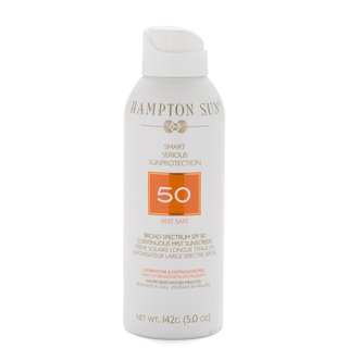 SPF 50 Continuous Mist Sunscreen