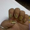 Tiger PolKA Nails :)
