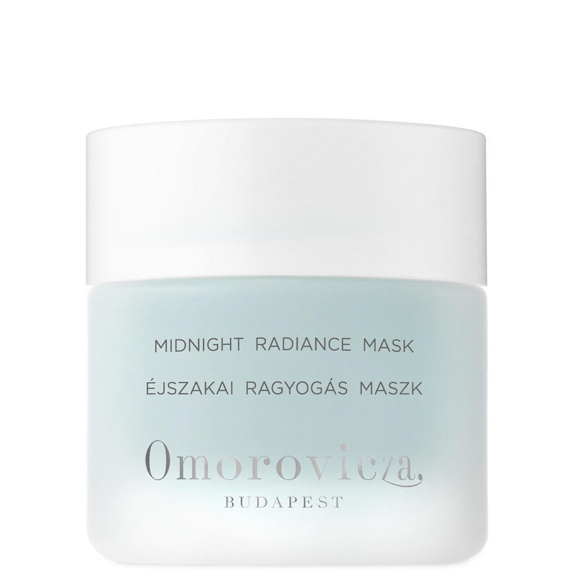 Omorovicza Midnight Radiance Mask alternative view 1 - product swatch.