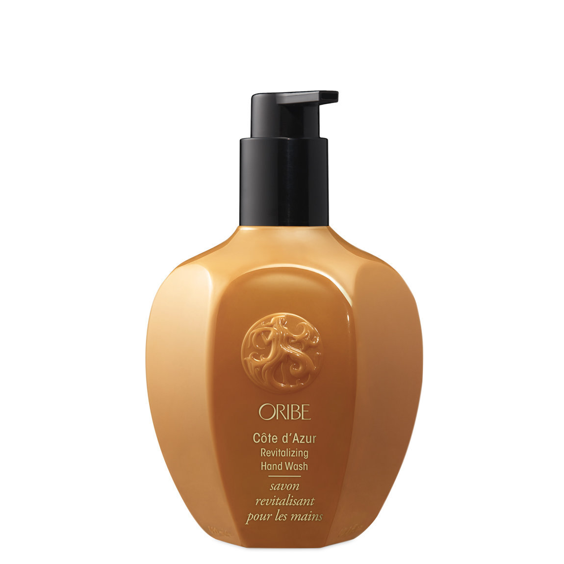 Oribe Cote d'Azur Revitalizing Hand Wash product swatch.
