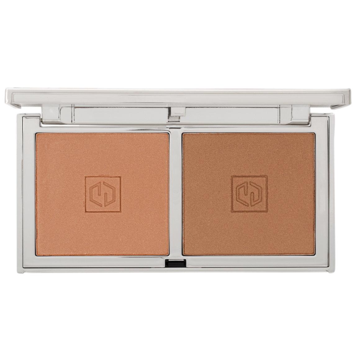 Jouer Cosmetics Sunswept Bronzer Duo Medium To Deep alternative view 1 - product swatch.