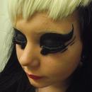 Lady Gaga inspired makeup