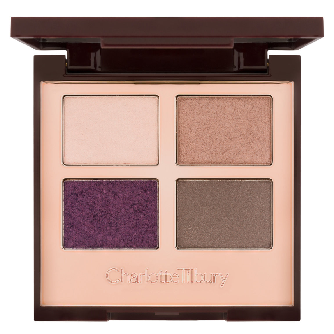 Charlotte Tilbury Luxury Palette The Glamour Muse product smear.