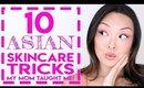 10 Asian Skincare Tricks My Mom Taught Me!