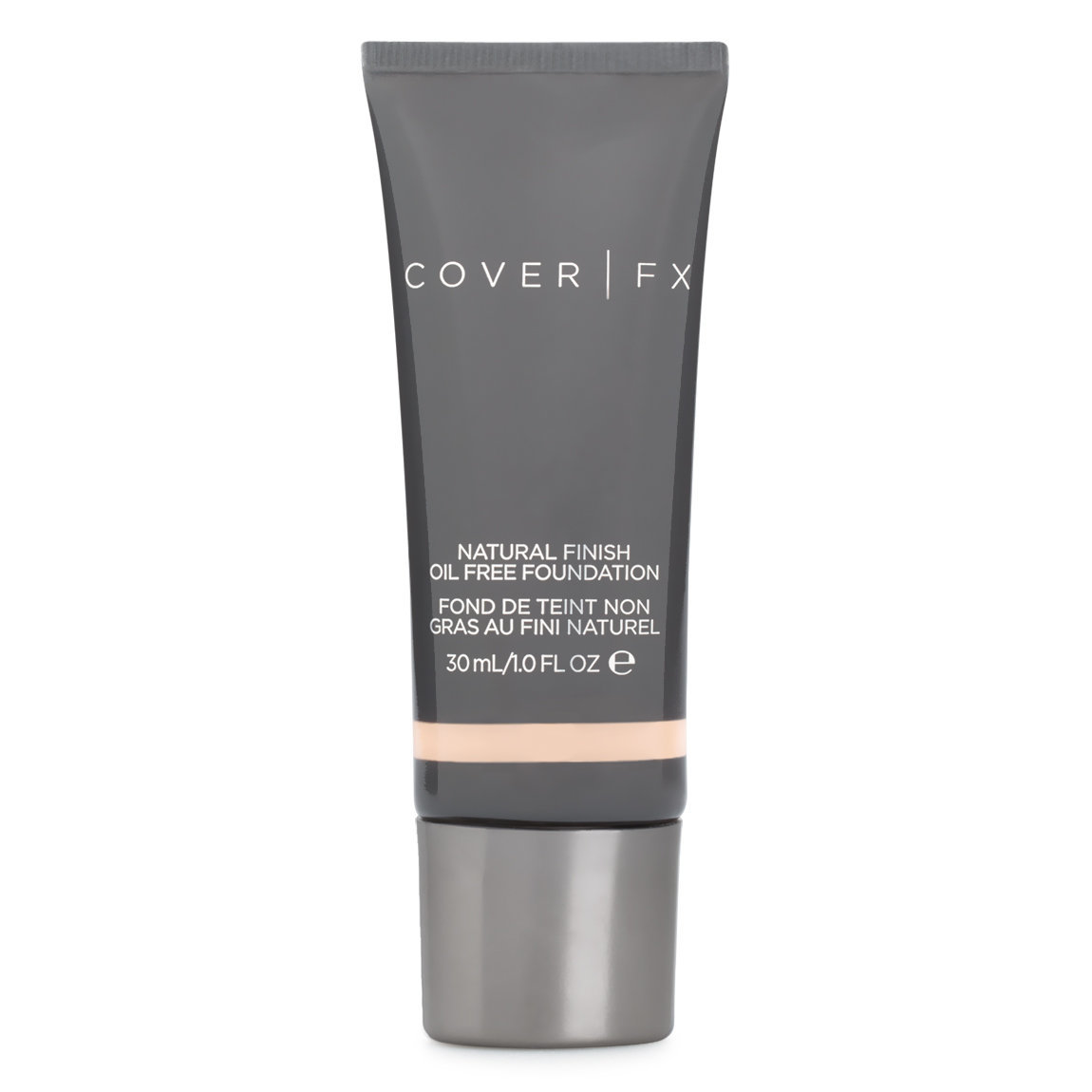 COVER | FX Natural Finish Oil Free Foundation N0