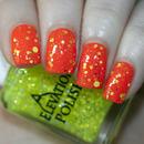 Elevation Polish Huangshan & Kbshimmer 24 Carrot Bold