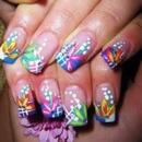 Creative art nails