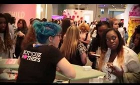 BeautyConNYC 2018 with Not Your Mother's Haicare
