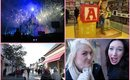 Paris Day 2 - La Vallee Village, Disneyland Fireworks & Hotel Detour!