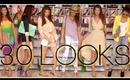 10 MUST-HAVES 30 SUMMER LookBook Haul