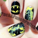 Batman Nails