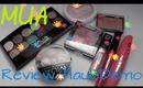 Haul: MUA Makeup Academy Review & Demo