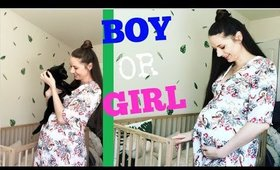 How we are doing our gender reveal in quarantine