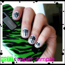 Cool and Simple Nail Design