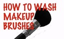 How to Deep Clean Wash your Makeup Brushes & Take Care of Your Brushes