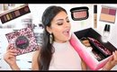TRY ON MAKEUP HAUL! What's New in MAKEUP!