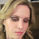 Pink Party Look