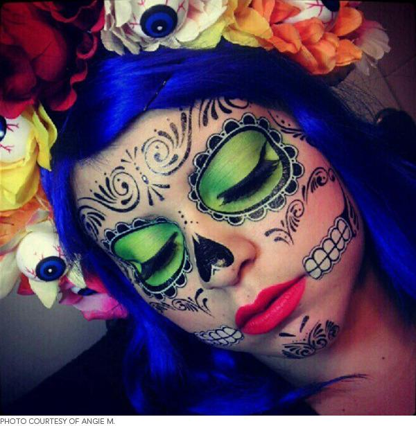 Sugar Skull Makeup Beautylish