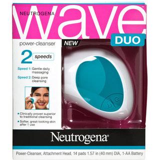 Neutrogena Wave Duo Power-Cleanser with 2 Speeds