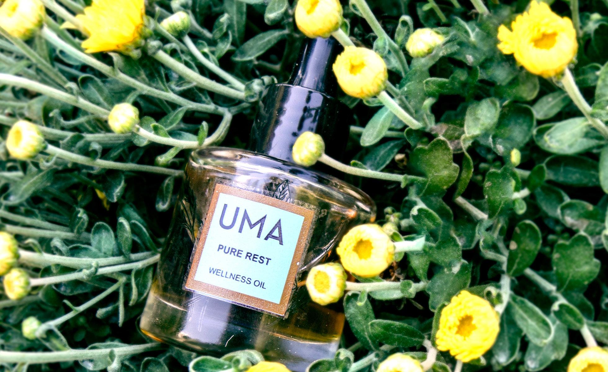 Photo: Uma Pure Rest Wellness Oil