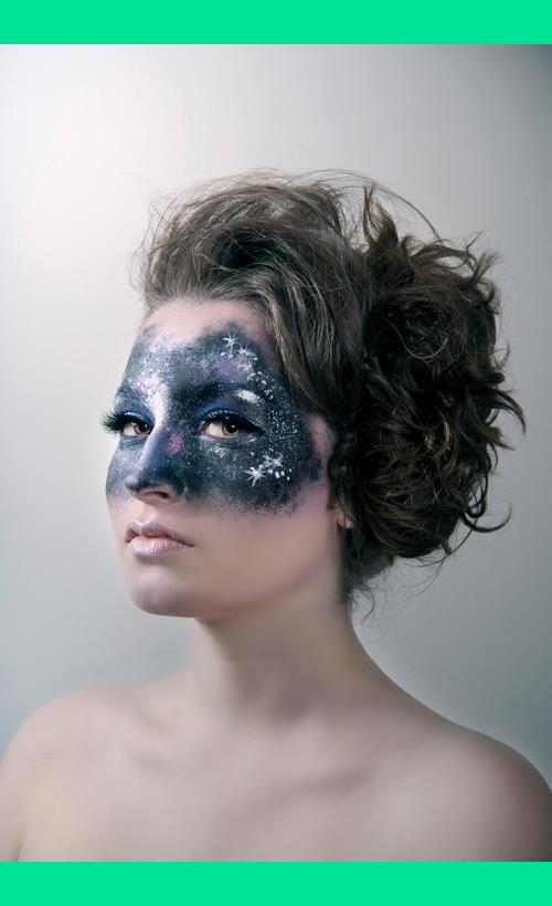 Galaxy Make Up By Naida Djekic Naida D S Photo Beautylish